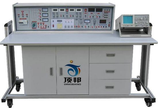 电工实验室成套设备(带智能型功率表、功率因数表)