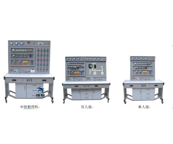 机床电气控制技术及工艺实训考核装置(网孔板)