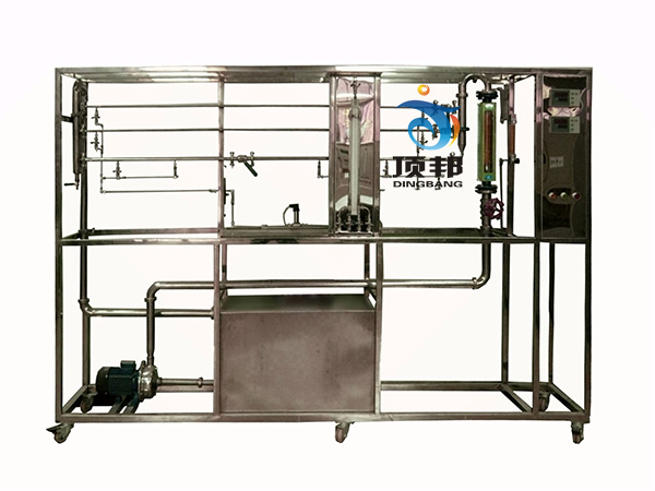 流体流动阻力实验装置