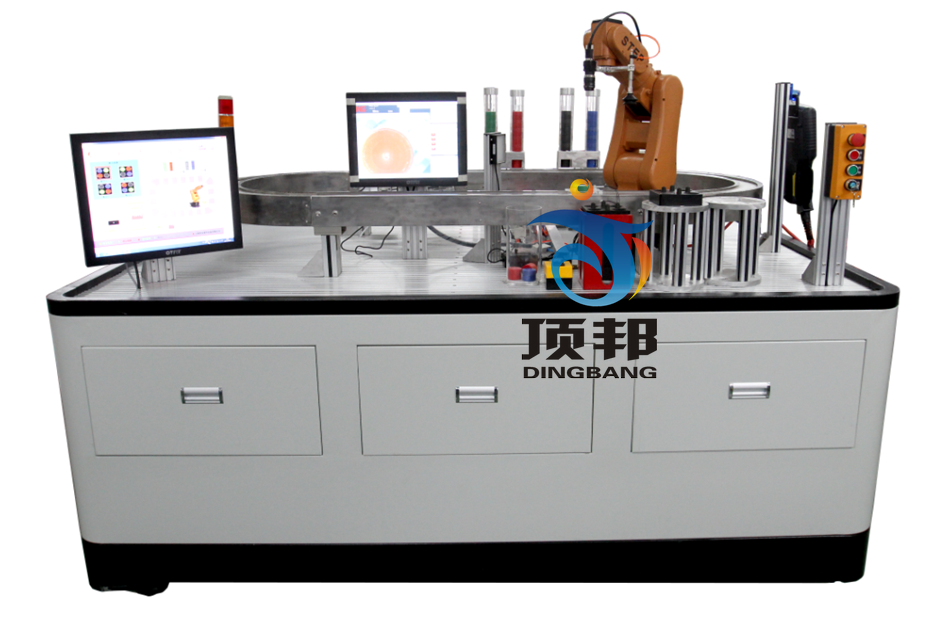 工业机器人与智能视觉系统应用实训平台