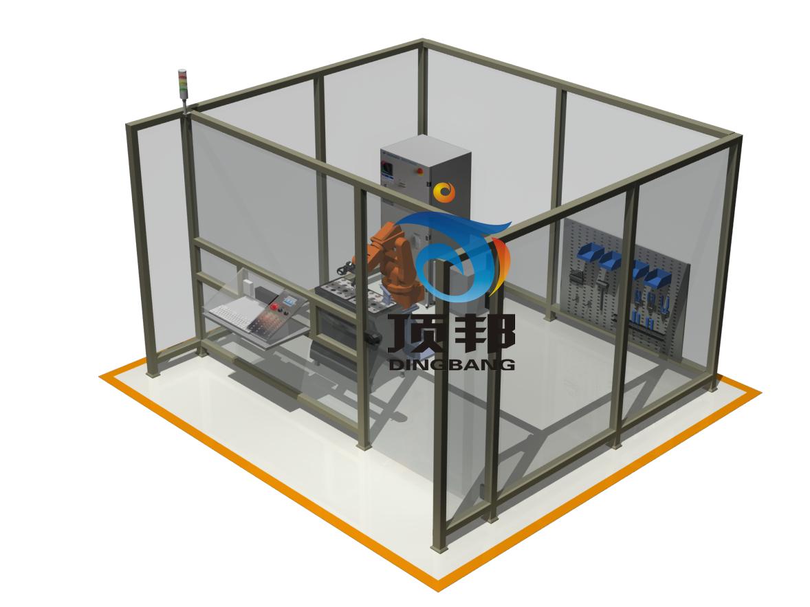 工业机器人基础工作站设备(ABB机器人系统)