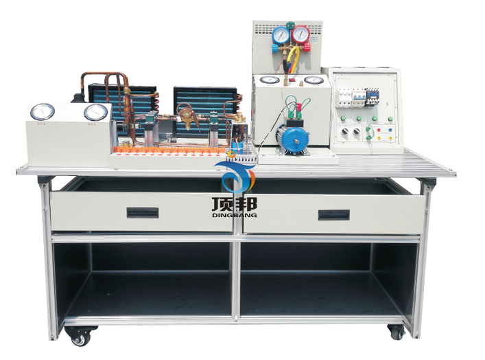 智能空调系统与电气技能实训设备