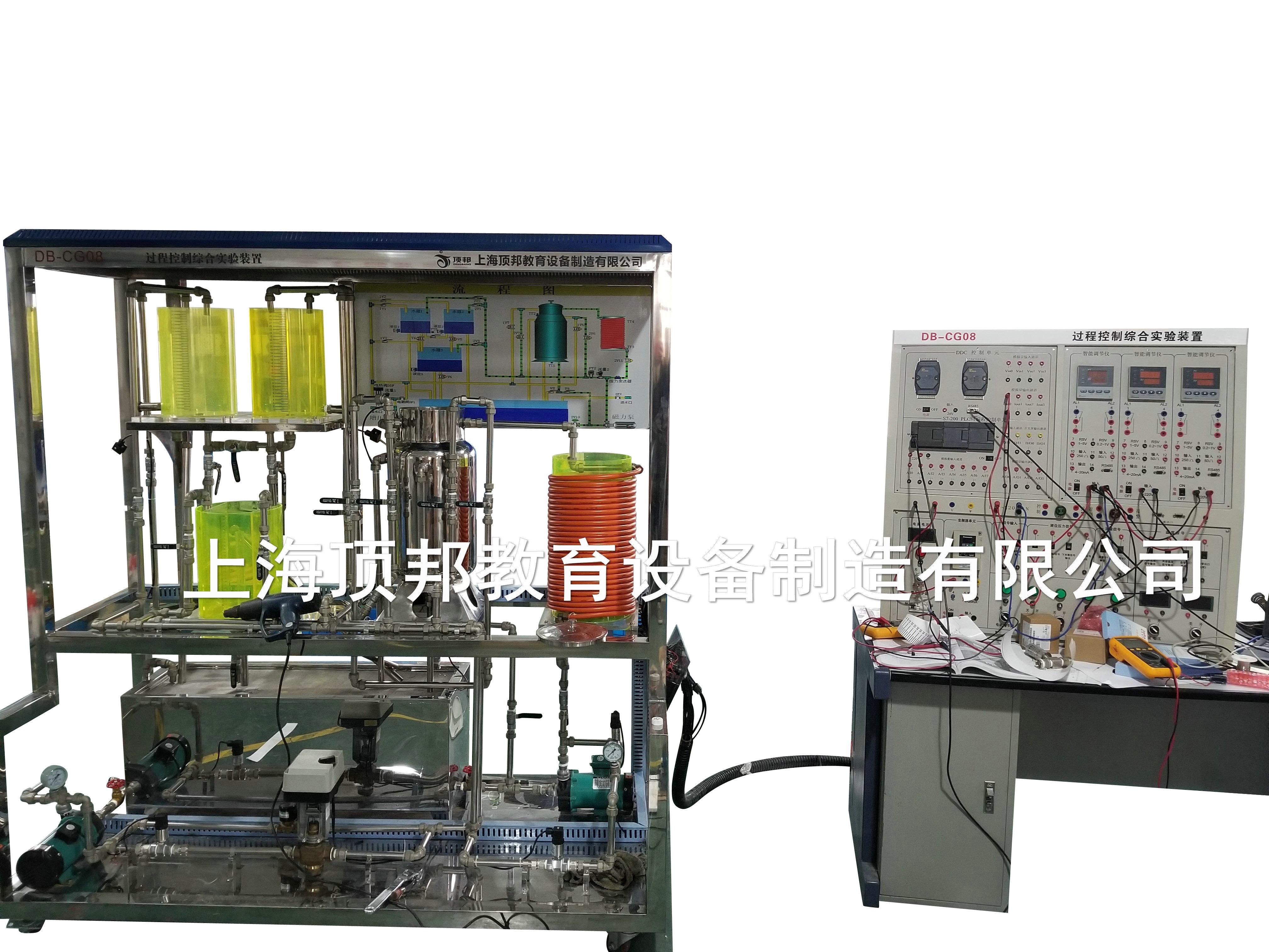 高级型过程控制综合实验装置