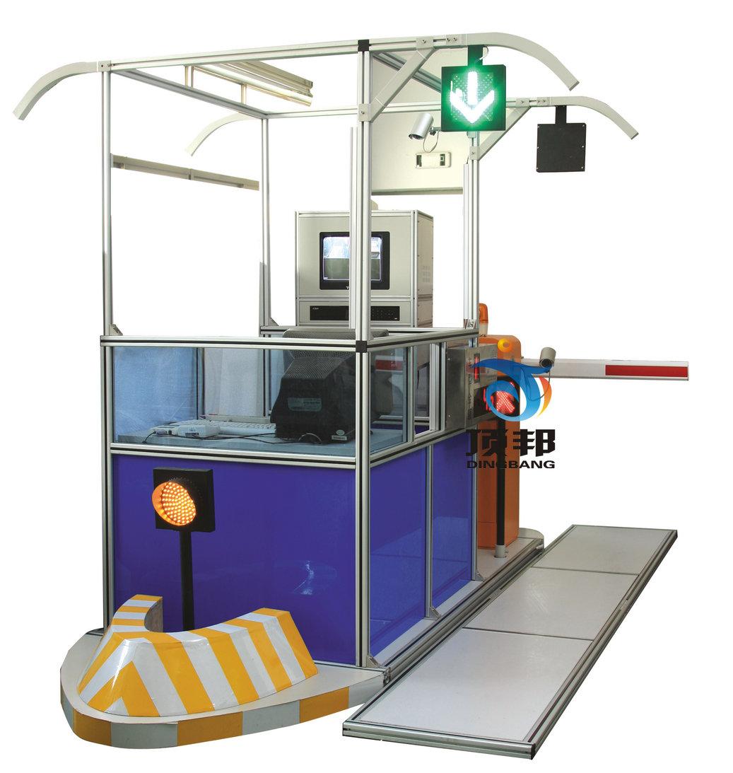 高速公路收费站及监控实训系统